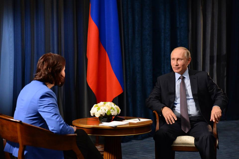 Путин: Размещение авиабазыРФ вКанте объясняется выгодной географией
