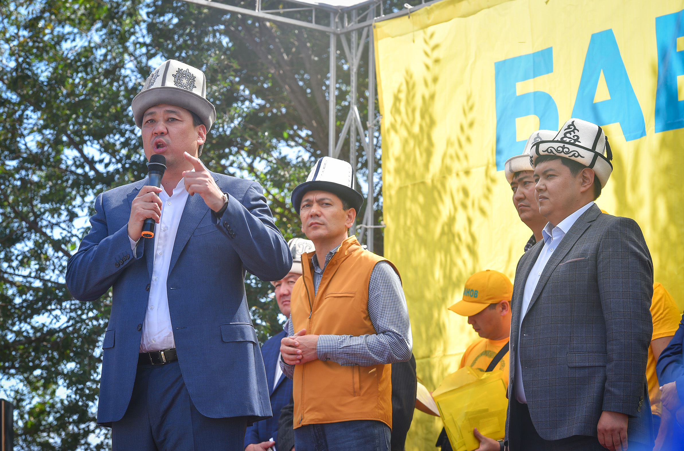 Казахстан вручил ответную ноту временному поверенному вделахКР