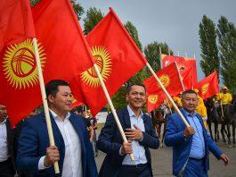 Канат Исаев поддержал кандидата в президенты Омурбека Бабанова