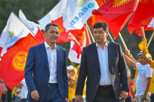 Бабанов и Торобаев готовы поднять страну, вывести ее на новый уровень развития – Марс Сариев