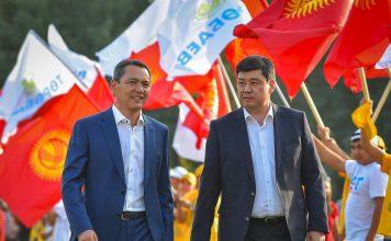 Бабанов – президент, Торобаев – премьер-министр!