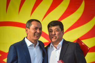 Омурбек Бабанов: Мы объединяемся ради проведения реформ!