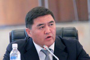 Председателем ГКНБ Кыргызстана назначен Камчыбек Ташиев
