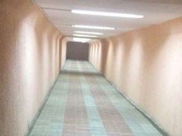 В Бишкеке на улице Шабдан баатыра после реконструкции открылся еще один подземный переход