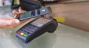мобильный платеж электронный кошелек