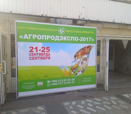 В Бишкеке открылась выставка «АгроПродЭкспо-2017»