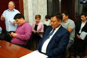 Дуйшенбек Зилалиев: Я не агитировал за Жээнбекова