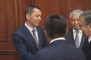 Президент Узбекистана — Бабанову: Наслышан о Вас!