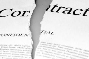Правительство решило расторгнуть договор с чешской компанией Liglass Trading