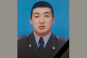 Убийство милиционера в Бишкеке: На днях лейтенант Майрамбеков собирался жениться