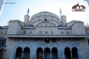 В ДУМК придумали, как назвать крупную мечеть, строящуюся в Бишкеке