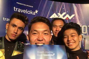 Ученики Атая Омурзакова получили «золотую кнопку» на Asia's got talent