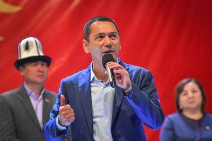 Михаил Медведев: Бабанов сможет поднять уровень жизни кыргызстанцев!