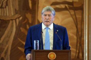 Атамбаев: Мы сделали правильно, когда сделали ставку на образованное молодое поколение