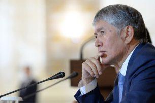 Атамбаев: Жээнбеков не нашел другого способа заставить меня молчать, кроме как незаконно осудить по надуманным обвинениям