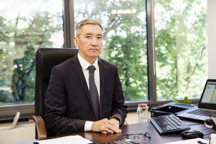 Эркин Асрандиев назначен председателем правления Российско-Кыргызского фонда развития