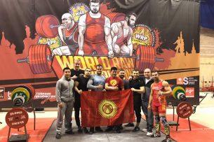 Сборная Кыргызстана привезла 10 золотых медалей с Чемпионата мира по пауэрлифтингу