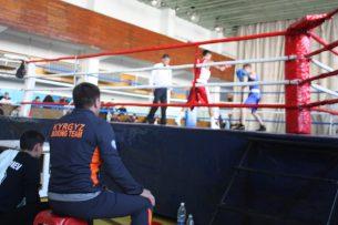 В Бишкеке стартовал чемпионат столицы по боксу