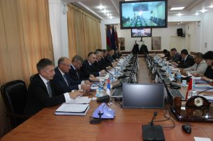 В Бишкеке обсудили рекультивацию хвостохранилищ в Мин-Куше и Каджи-Сае