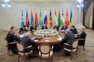 По итогам заседания СГГ СНГ подписаны два международных договора и ряд решений