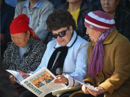 Жители Сокулукского района поддержали Омурбека Бабанова и путь вперед