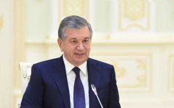 В Узбекистане предлагают выдвинуть Мирзиеева кандидатом на Нобелевскую премию мира