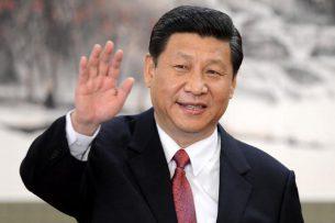Имя Си Цзиньпина внесли в устав Компартии Китая