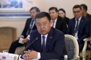 Турсунбеков: Проведение честных выборов — событие исключительной важности для Кыргызстана