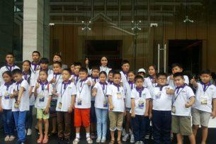 Кыргызские школьники завоевали 4 золотых медали с международной олимпиады по ментальной арифметике
