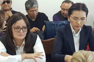 Сторонники Аиды Саляновой возмущены приговором суда (видео)