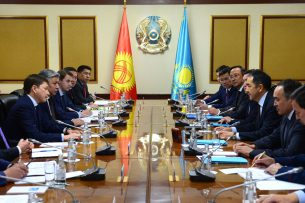 Власти Кыргызстана и Казахстана договорились по ситуации на границе (видео)