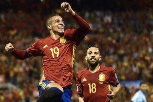 Команда Испании досрочно вышла в финальную часть ЧМ-2018