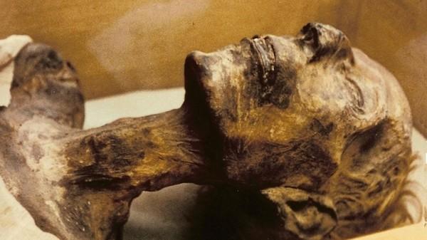 ВБаткене прочитали молитву позахороненной мумии