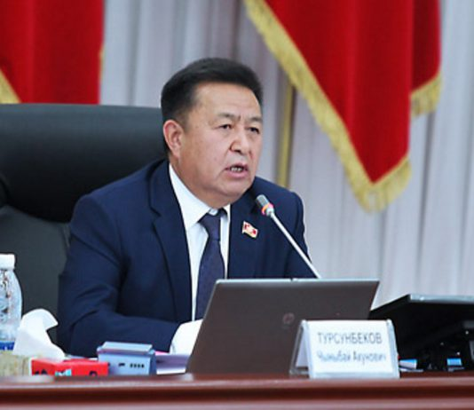 Чыныбай Турсунбеков: Развитие промышленности является гарантом укрепления экономики