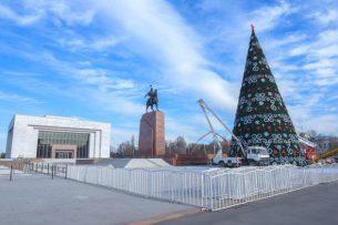 Новый год — 2018: Елку за 15 млн сомов н-н-нада?