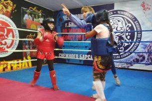 В Бишкеке прошел чемпионат по тайскому боксу среди детей