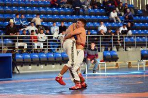 В Бишкеке прошел международный турнир по курошу