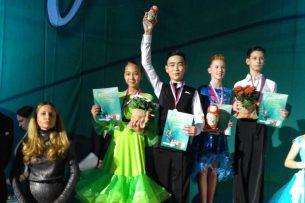 Юные спортсмены Кыргызстана заняли призовые места на международном турнире по танцам «МатрЕшка Style» в Москве