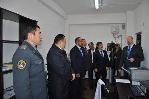 УНП ООН укрепляет сотрудничество между структурами Кыргызстана и Таджикистана по борьбе с оргпреступностью и оборотом наркотиков