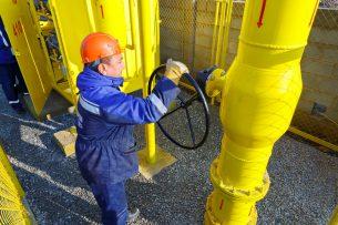 «Газпром Кыргызстан» газифицировал жилмассив «Кара-Жыгач»