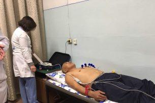 Япония подарила центру реабилитации ЛОВЗ Кыргызстана оборудование на 3 млн сомов