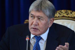 Атамбаев: Результат грязной травли Албека Ибраимова и политически мотивированного преследования был предсказуем