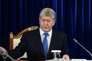 Атамбаев: Я против досрочных выборов парламента