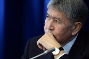 В Бишкеке началась последняя в статусе президента пресс-конференция Алмазбека Атамбаева