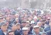 Жители Таласа намерены собраться на курултай в Бишкеке