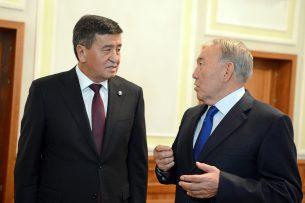 Президенты Казахстана и Кыргызстана провели переговоры по границе: стороны пришли к консенсусу