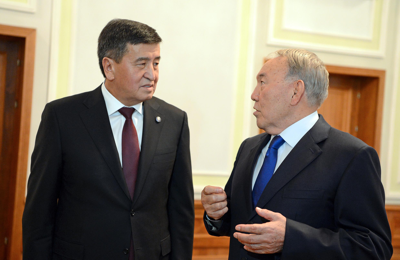 ВКремле подтвердили, что президент Киргизии посетит столицу Российской Федерации 29ноября