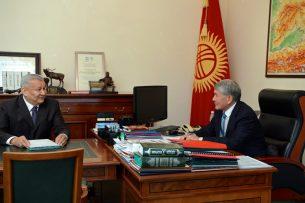 Атамбаев: Доверие граждан к судебной системе — основа правового государства
