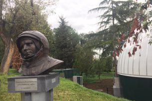В итальянском Неаполе открылся планетарий имени Гагарина