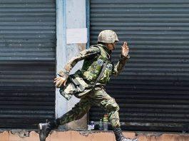В Баткене из войсковой части сбежал солдат